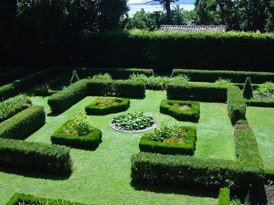 giardini all'italiana caratteristiche