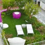 Il giardino pensile