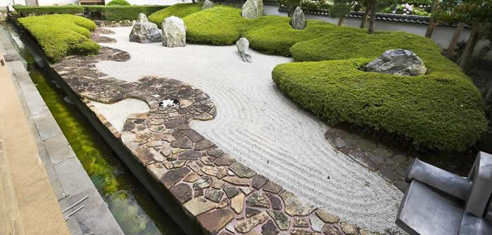 Giardini giapponesi il karesansui for Giardini giapponesi milano