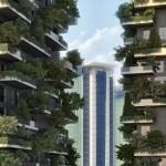 Il bosco verticale: un polmone verde in città