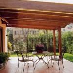 Pergole e tettoie per il giardino