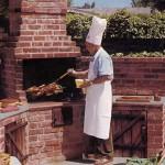 I barbecue che arredano il tuo giardino