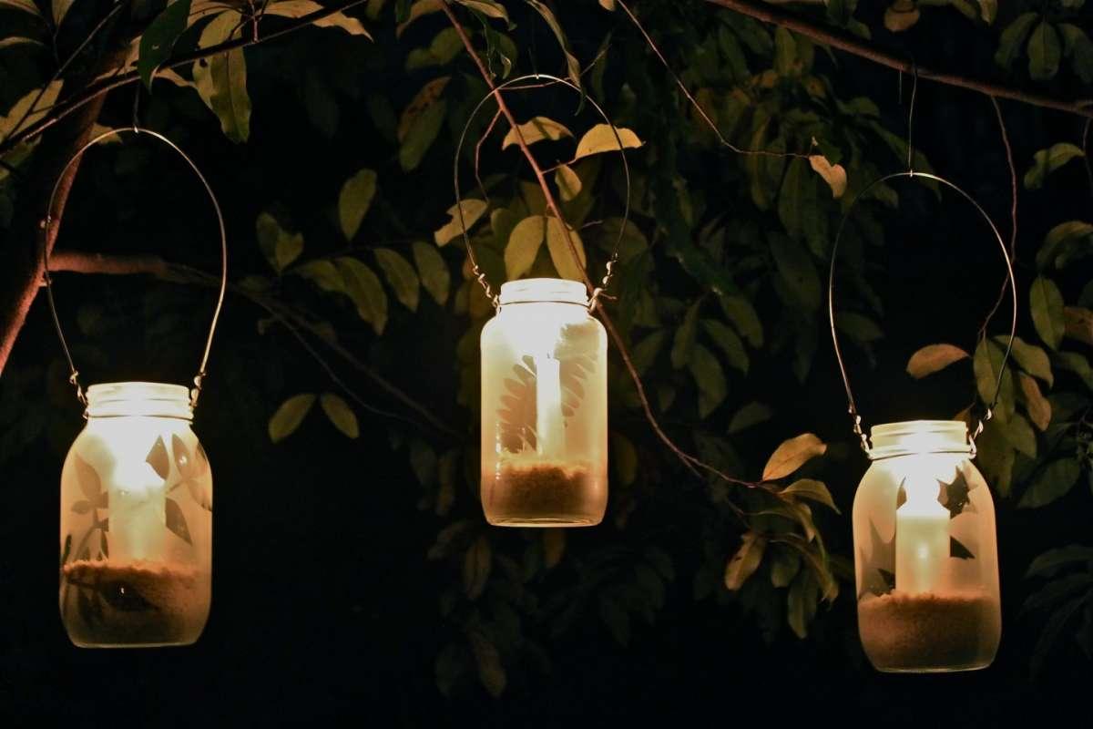 Come arredare il giardino con le lanterne giardini nel mondo for Arredare il giardino con le piante