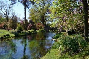 Riapre Il Giardino Di Ninfa Il Pi Bello Del Mondo