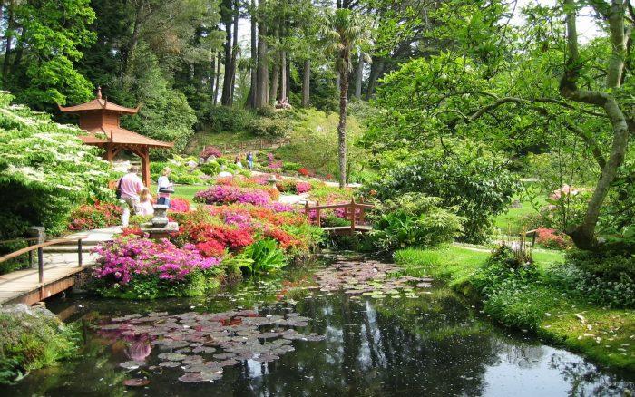 Come realizzare un giardino giapponese - Giardini nel Mondo