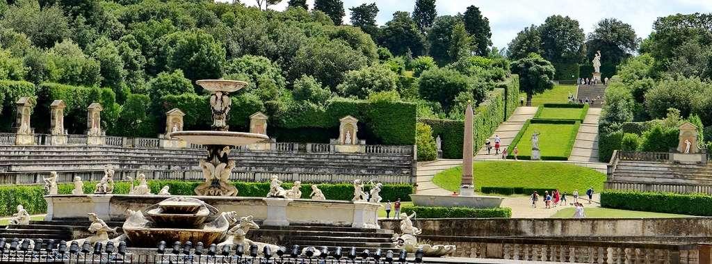 Il giardino di boboli un gioiello nel cuore di firenze - Giardino di boboli firenze ...