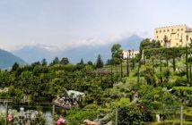 10 giardini italiani più belli giardino di sissi merano