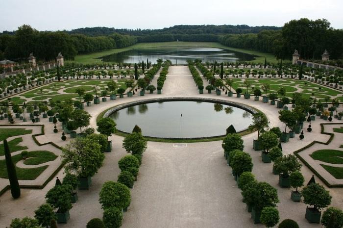 giardini di versailles cosa vedere