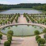 Il giardino alla francese