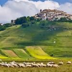 L'Italia, paese verde e rigoglioso