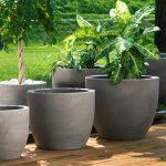 Perché scegliere i vasi in resina
