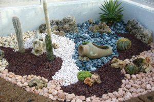 arredare giardino con ghiaia