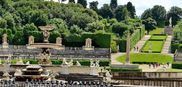 giardino di boboli Firenze