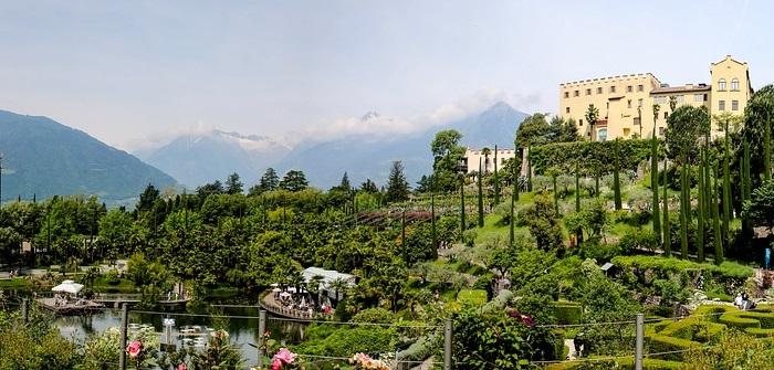 Giardini nel mondo guide e consigli su giardini e for Giardini da visitare