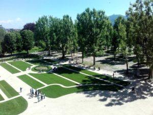 giardini reali torino