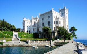 Parco Castello di Miramare - Trieste