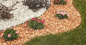 pacciamatura giardino