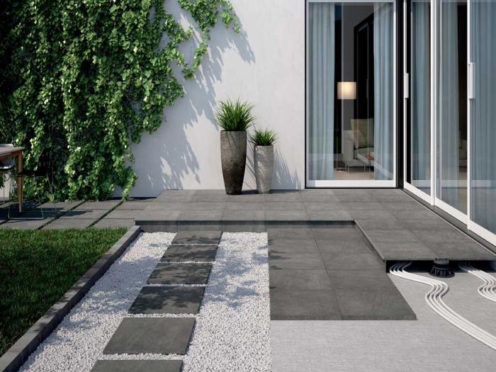 Pavimentazione da giardino pavimento