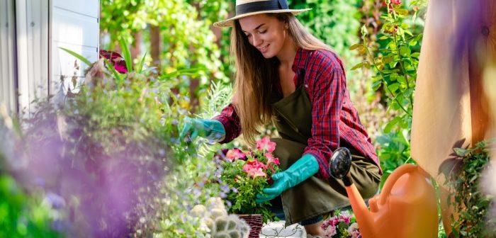 garden therapy benefici giardinaggio
