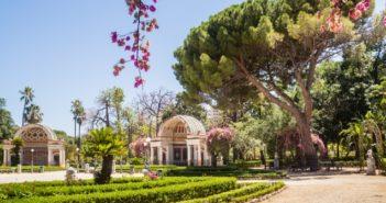orti botanici italiani palermo